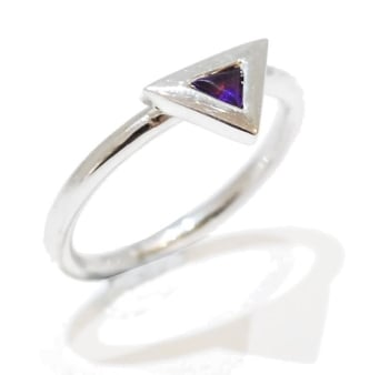 Iris Gemstone Ring