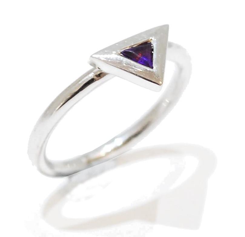 Iris Proposal Ring