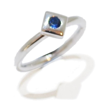 Marine Gemstone Ring