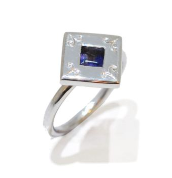 Indigo Gemstone Ring