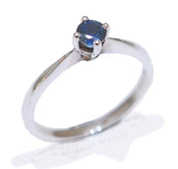 Persian Sapphire Gemstone Ring