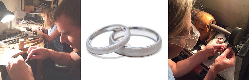 Make Your Own Wedding Ring, London Workshop
