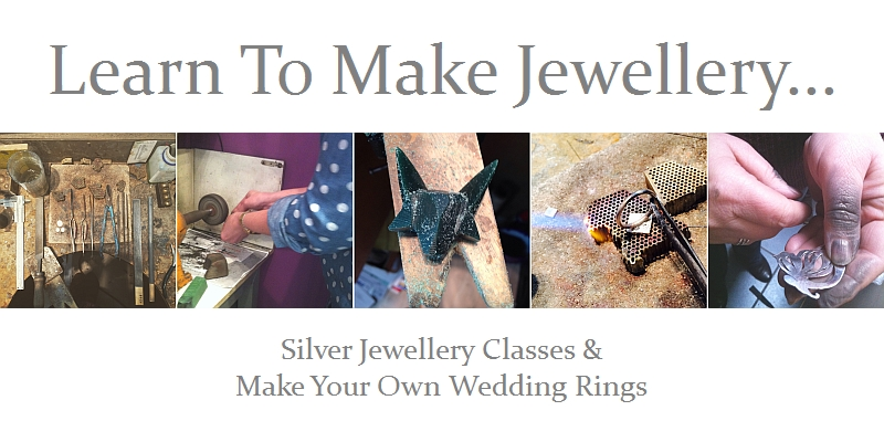 Jewellery Courses - Make Your Own Wedding Rings