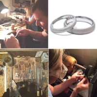 Make Your Own Wedding Rings - Or Each Others!