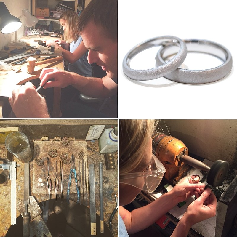 Make Your Own Wedding Rings Classes
