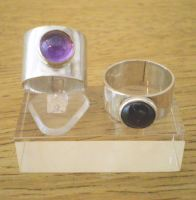 Make A Silver And Gemstone Ring - 4 Day Jewellery Course