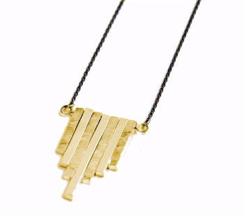 Gold Chime Necklace