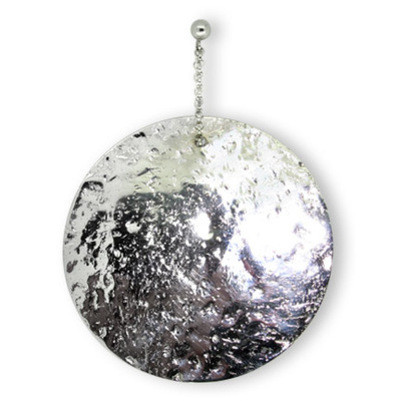 Glitter Ball Earrings (medium)