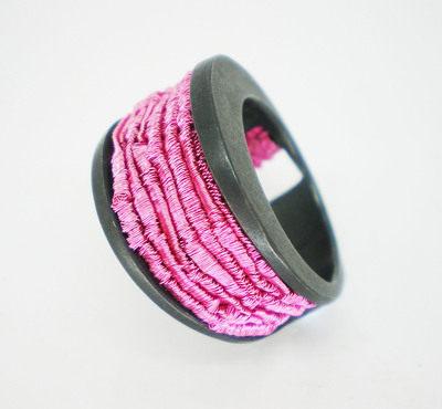 Rain Ring (pink)