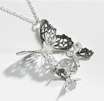 Butterfly Effect Pendant