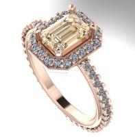 champayne ring