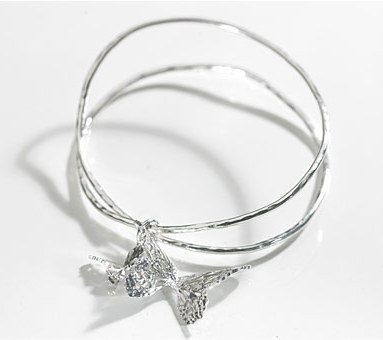 Butterfly Effect Bangle