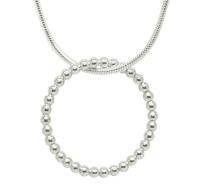 Alto Silver Pendant