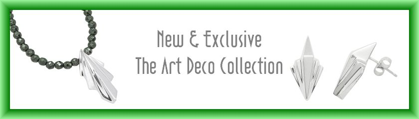 Art Deco Jewellery Silver Jewellery