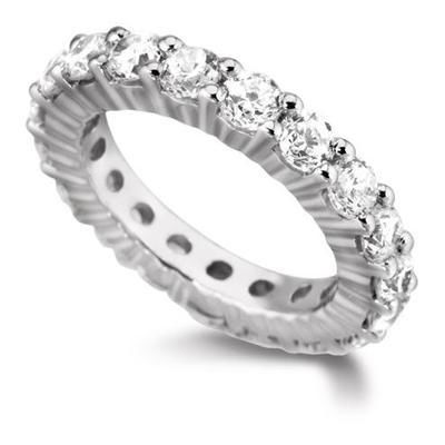 Brilliant Cut Diamond Eternity Ring