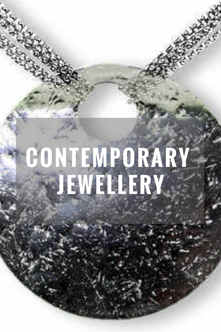 contemporary jewellery, modern jewellery, designer jewellery