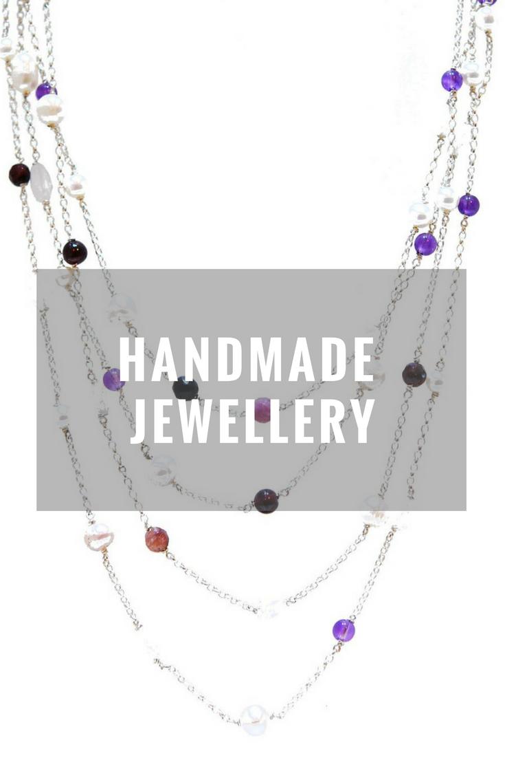 handmade jewellery, designer jewellery