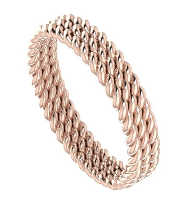 View our rose gold jewellery