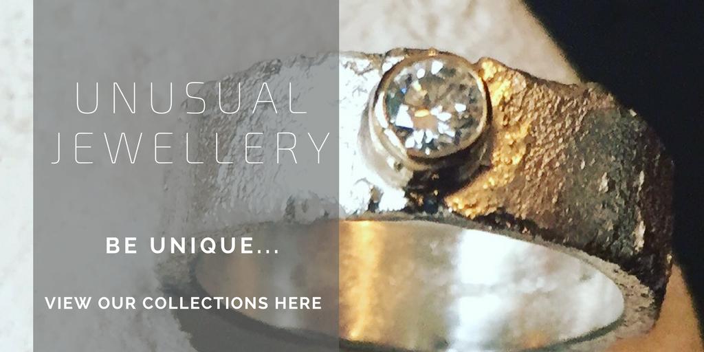 Unusual jewellery, quirky jewellery