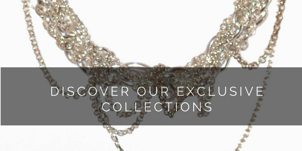 Discover our exclusive contemporary, designer jewellery collections