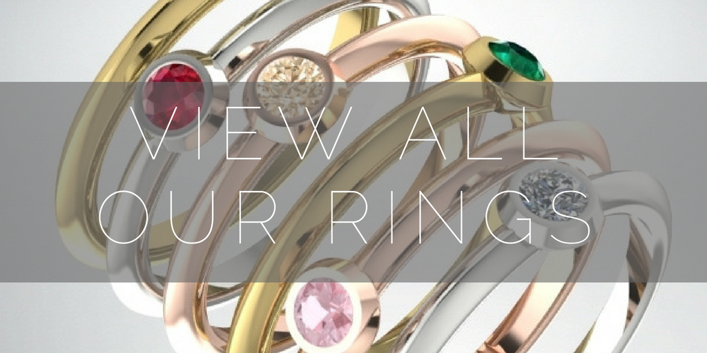 Shop all of our rings at Nude Jewellery