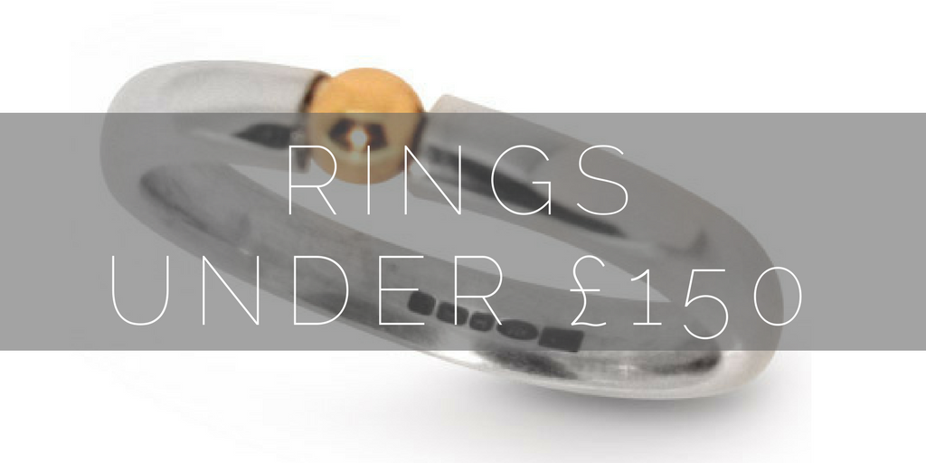 Handmade Designer Rings for under £150