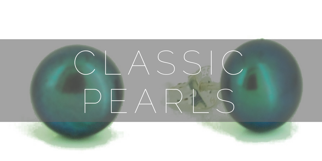 Classic pearl jewellery, handmade by Nude