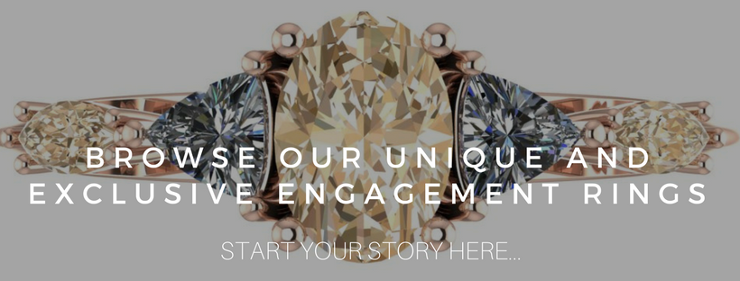 Browse our unique and exclusive unusual engagement rings here