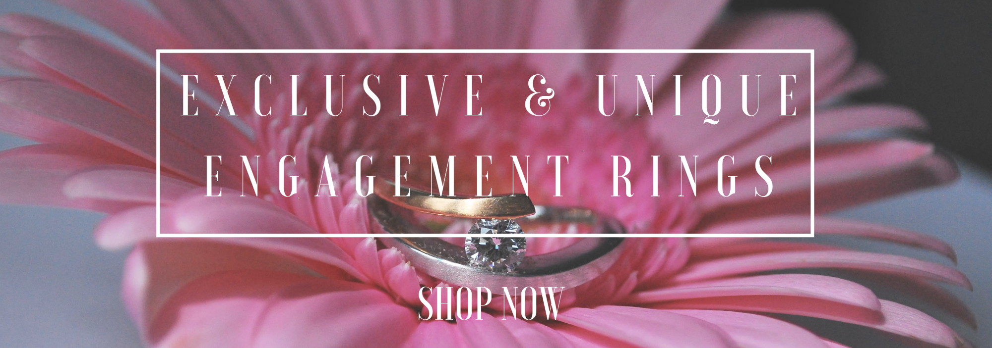 Exclusive, unique and unusual engagement rings
