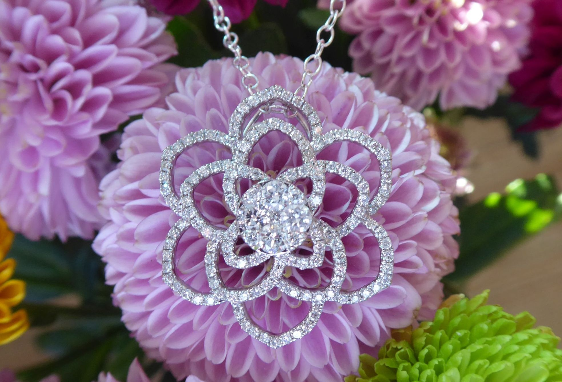 View our selection of necklaces