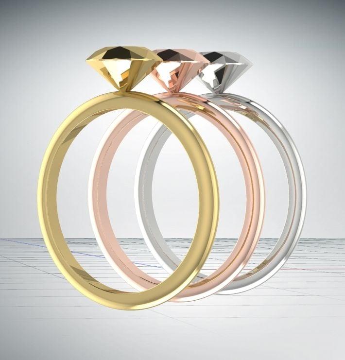 Viva Ring - proposal rings