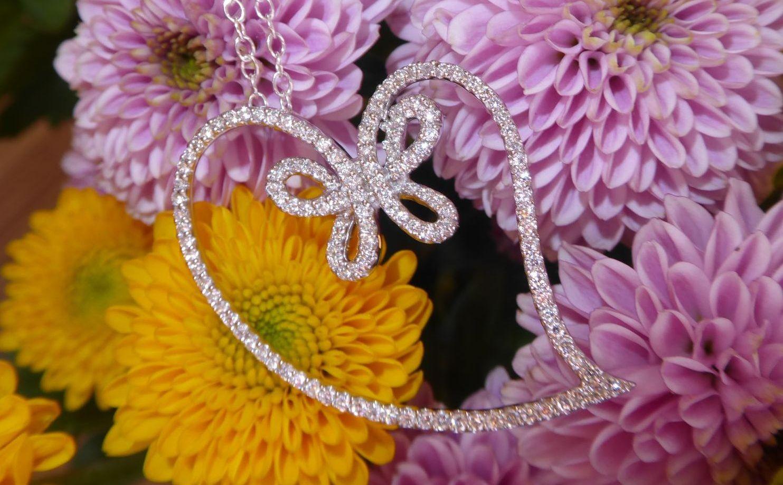 Shop diamond necklaces