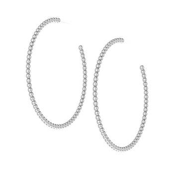Alto Silver Hoops (medium)