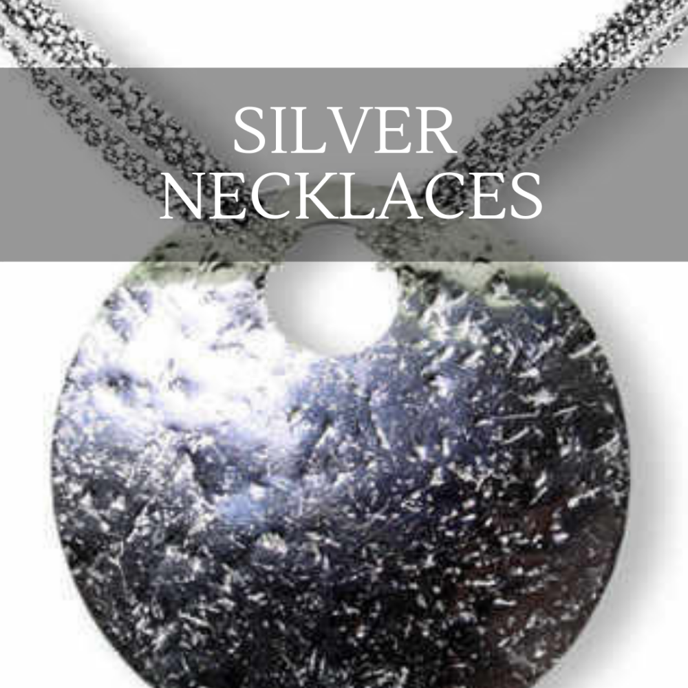 Silver Necklaces
