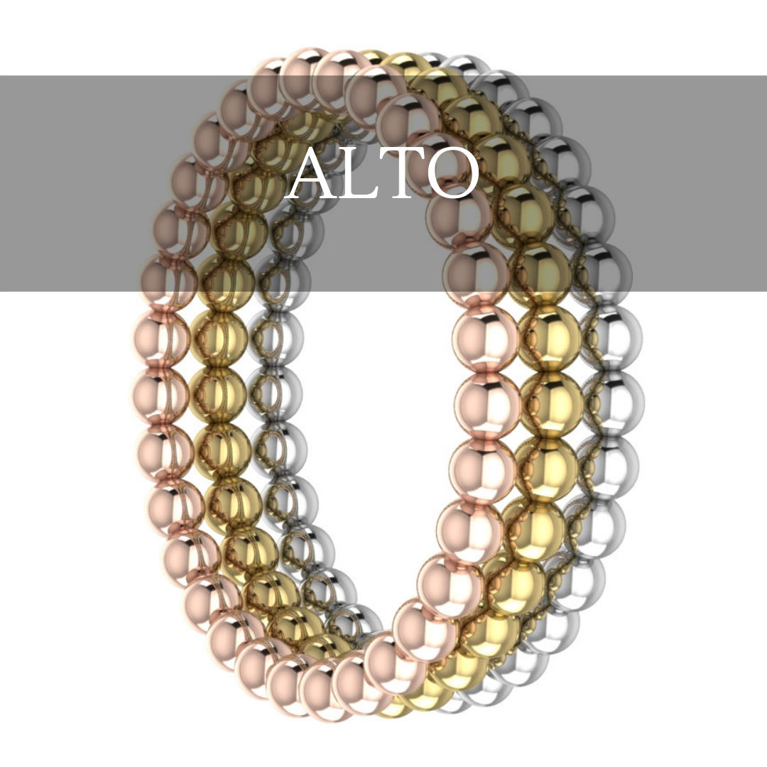 Alto jewellery collection