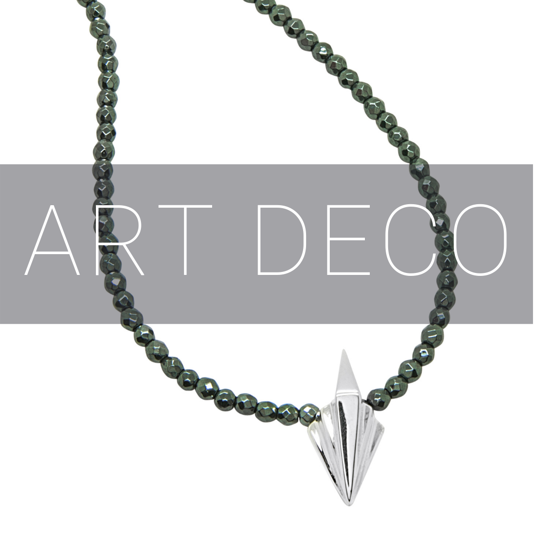 Art Deco jewellery collection