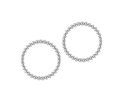 Micro Bubbles hoops 9mm