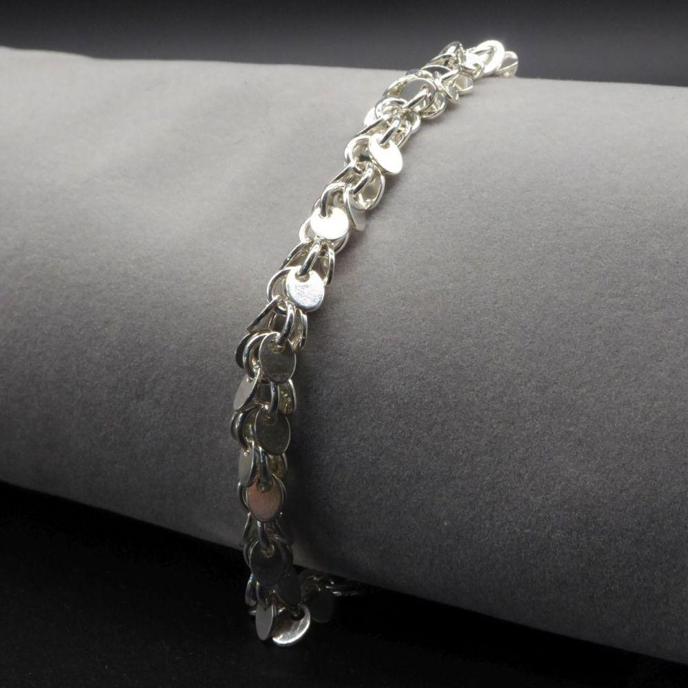 Shimmer Tassel Bracelet