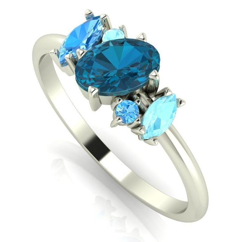Atlantis Blue: Platinum
