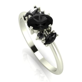 Atlantis: Black Diamond & White Gold
