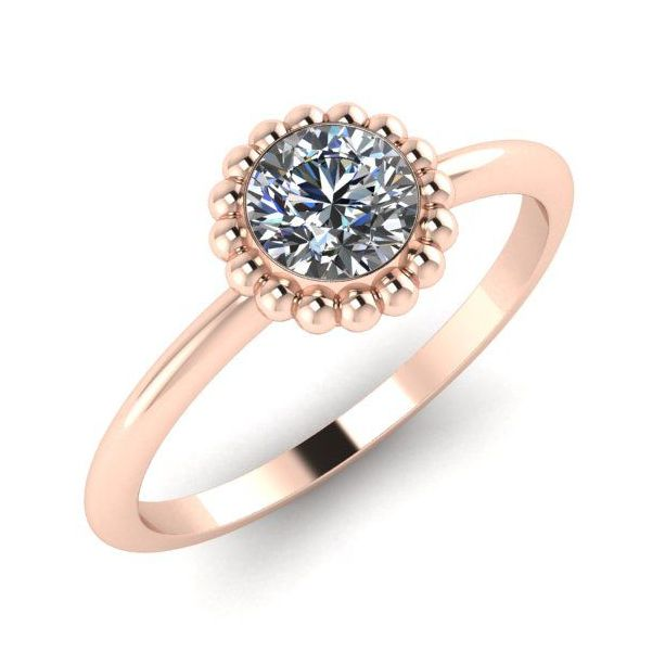 Alto Rose Gold & Diamond
