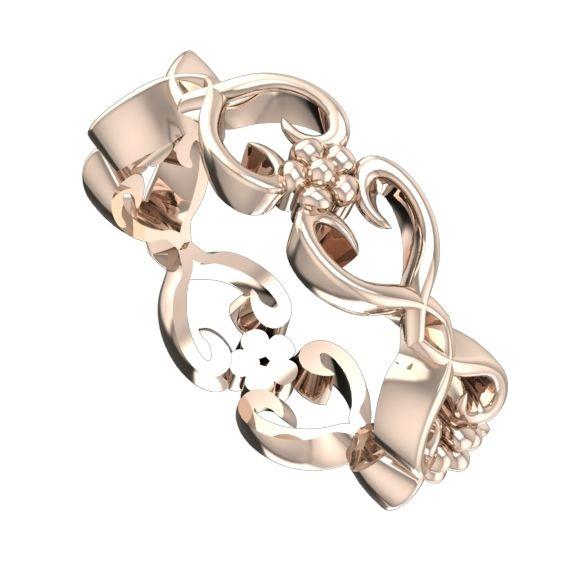 Unusual and unique wedding rings