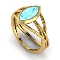 Infinity - Aquamarine