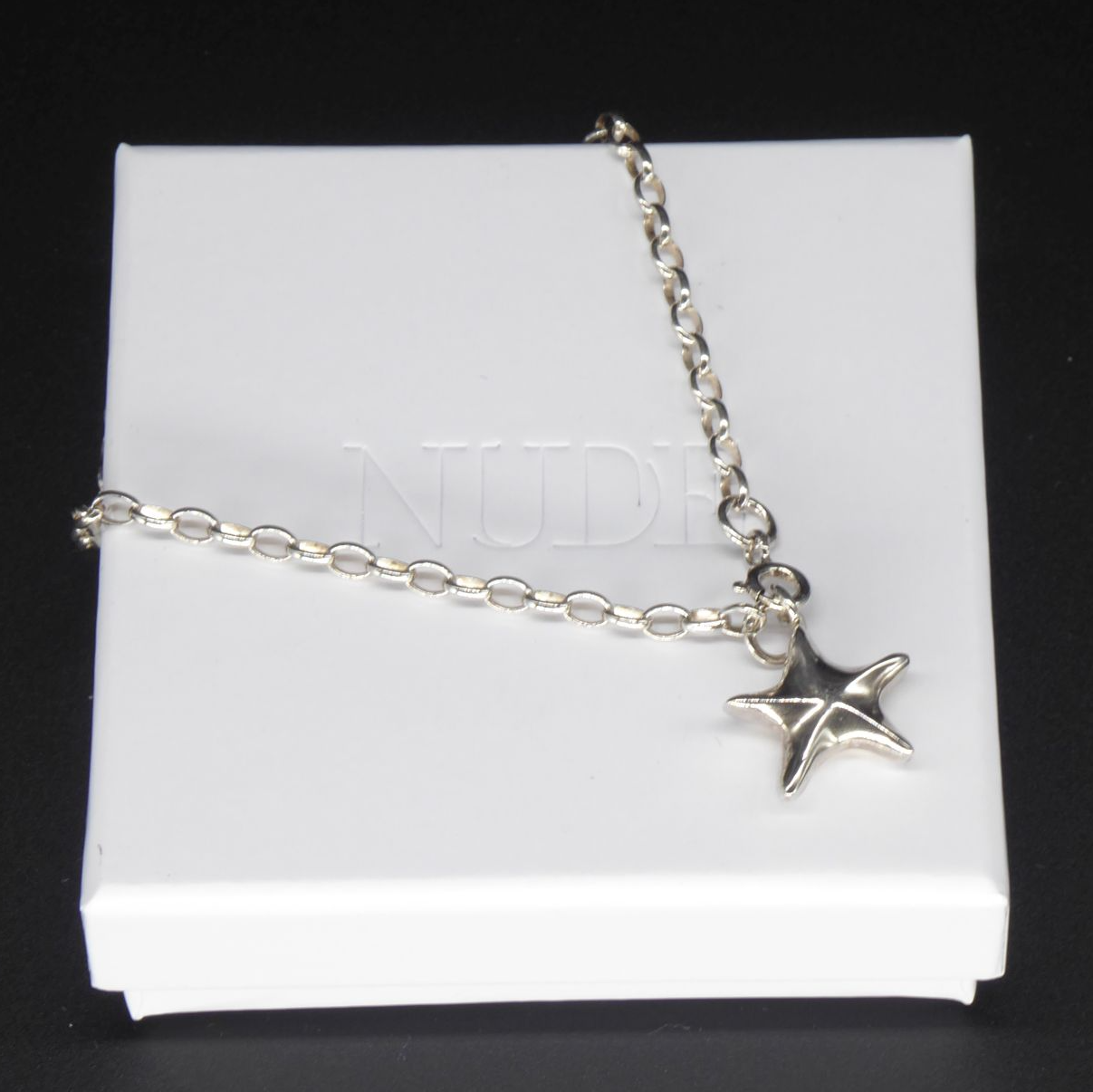 SStar silver bracelet