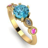Milena Blue