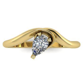 Enchanted: Diamond & Yellow Gold