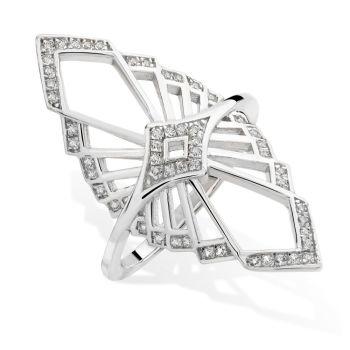 Mirror Chrysler Ring