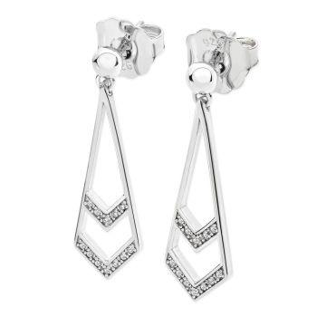 Chrysler Drop Earrings