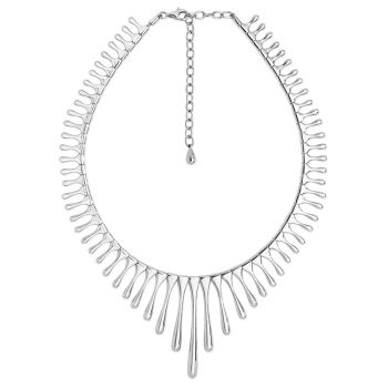 Sun Ray Drop Necklace