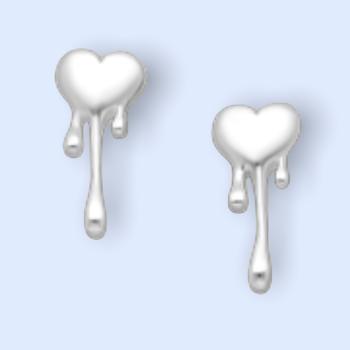Melting Hearts Earrings